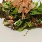 鎌倉パスタ - 料理写真:セットのサラダ