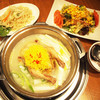 韓式鶏水炊き タッカンマリセット