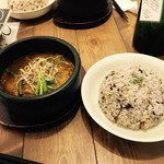 Spice&Sweets KAJU - 夏野菜のスープカレー
