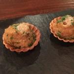 68767893 - 蟹と野菜のタルトレット