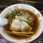 68767912 - あっさり(ちぢれ麺)