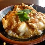 丸亀製麺 - 鳥親子丼(小)