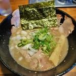 らー麺 鉄山靠 - 塩とんこつチャーシュー(950円)