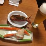 伊東園ホテル - 食べ放題フェアの蟹がしょぼい(´・ω・`)