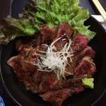 68770115 - ステーキ丼