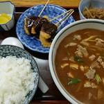 68771097 - 豚汁定食(650円)