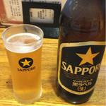 68771549 - 瓶ビール(大瓶) 600円