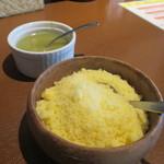 マキタ - 粉チーズ