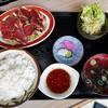 しみず - 料理写真:ジンギスカン定食