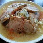 麺屋信次郎 - 料理写真:味噌信次郎。並