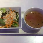 Y1 - スープとサラダ