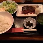 68774120 - 本日の焼き魚定食