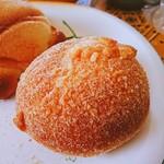 ベジパンナ - 焼きカレーパン。本格キーマカレー入り!