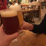 68776014 - おめでとう〜(о´∀`о)❣️この日3回目の乾杯〜