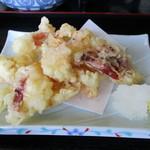 漁火 - 天ぷら