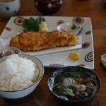 一保堂 - 料理写真:ロース(焼かつ)