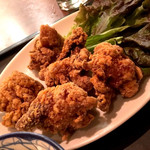 ベトナム フロッグ - 鶏の唐揚げ