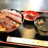 うなぎのしもむら - 料理写真:特上うな丼