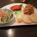 ハノイ - 前菜