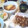 ひつきや - 料理写真:うな丼とかき揚げ定食