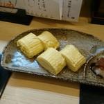 旬彩酒房 夢商人 - だし巻き