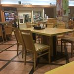 吉備サービスエリア(上り線)レストラン - 店内 フードコート