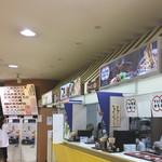 吉備サービスエリア(上り線)レストラン - 店頭