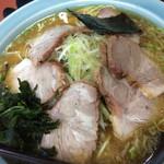 ニューラーメンショップ - ネギチャーシュー麺(大盛)