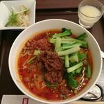 過門香 - 四川担々麺セット