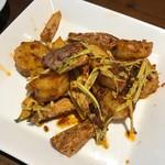 68783859 - 海老とマコモ筍の豊栄醬炒め