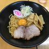 一平ソバ - 料理写真:「一平ソバ 並」570円+「トッピング卵(生)」60円