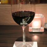 居酒家 Bistro ちゃぶや - アルゼンチンワインの「ボデガ・ノートン レゼルバ」(780円)
