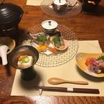 時わすれの宿佳元 - 料理写真: