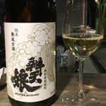 日本酒バル カトヤ - 辨天娘 純米 熟成古酒