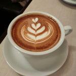Espresso Bar vis viva - カフェラテ