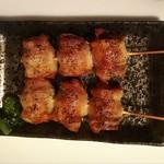 琉球の味 あちゃ家 - 沖縄豚肉トマト巻き