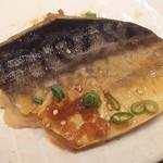 TOKYO都庁議事堂レストラン - (梅コース)鯖おろし煮