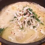 TOKYO都庁議事堂レストラン - (梅コース)炊き餃子