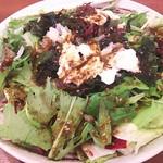TOKYO都庁議事堂レストラン - (梅コース)海藻と湯葉のサラダ