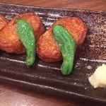 TOKYO都庁議事堂レストラン - (梅コース)海老さつま揚げ