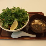 鎌倉bowls - パクチー好きによるパクチー好きのためのパクチー丼セット