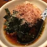 喜MURA - 揚げ出汁豆腐