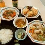 中華レストラン光楽 - 料理写真:中華定食
