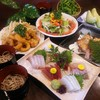 山平 - 料理写真:生ビール飲み放題つき 6000円コース!