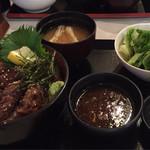 68793060 - ステーキ丼