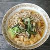 さくらや - 料理写真:山菜そば@700