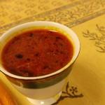 ふんだりけ - ラサムスープ