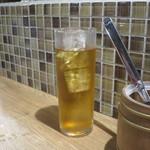 肉バル キングコング - ウーロン茶