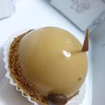 フリューリング - ティラミスチーズケーキ