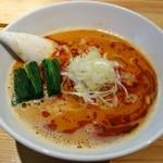 らぁめん初代オカワリ - 料理写真:鶏白湯担々麺 920円